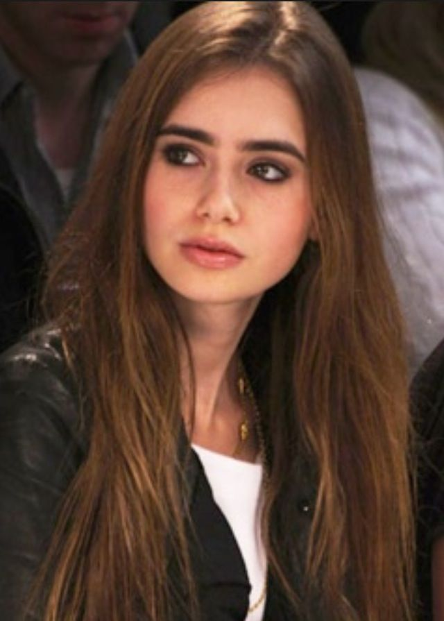 17 best images about lily collins on pinterest brows