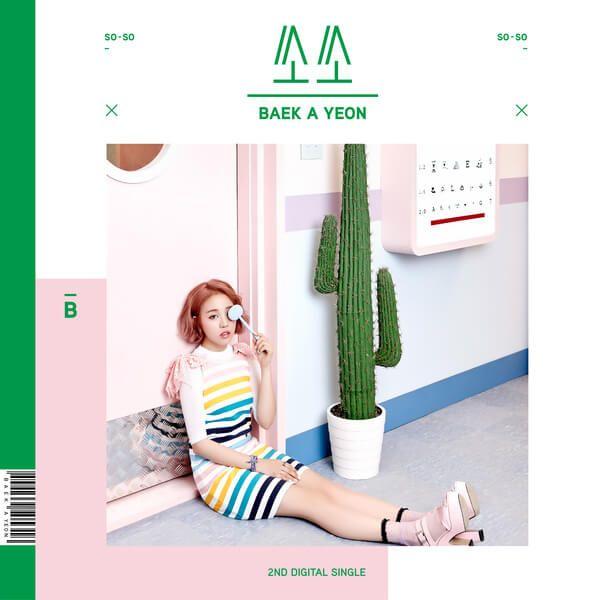 Baek A Yeon - so-so
