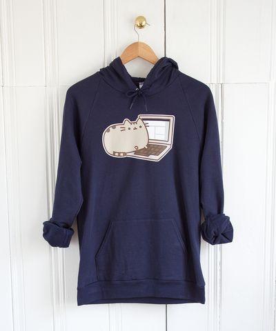 Blogger Pusheen unisex hoodie