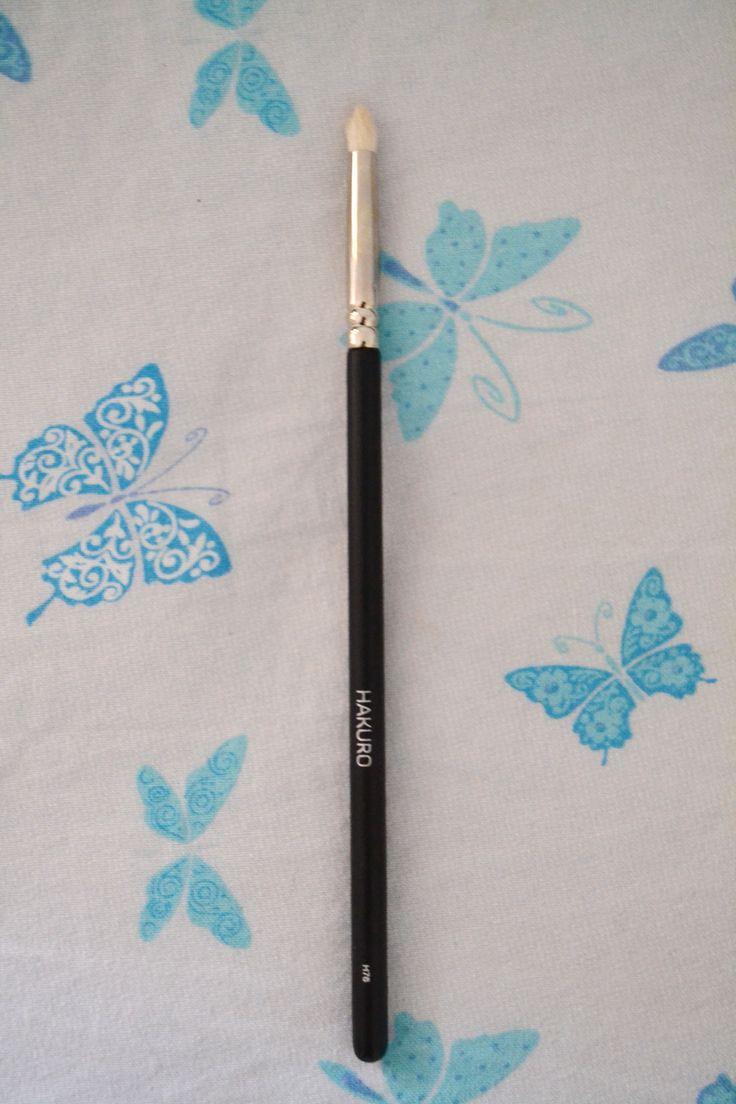 Hakuro Brush H76 Pencil/crease/shadow brush