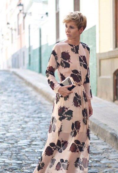 шифоновое платье с пол для нарядного выхода