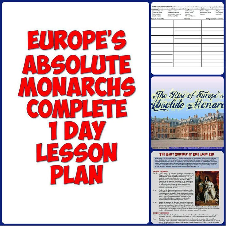 an analysis of the effects of absolute monarchy Absolute monarchy or absolutism meant that the sovereign power or ultimate authority in the state rested in the hands of a king who claimed to rule  louis xiv, at.
