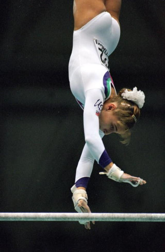 Motivational Quotes for Gymnasts -- from Famous Gymnasts: Shannon Miller