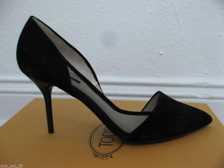 100% Original ZARA Woman Schuhe Pumps in d. G. 39 / 38,5 schwarz | eBay