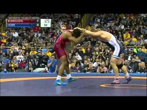 2016 Olympic Team Trials Wrestling 74kg Finals - Jordan Burroughs vs. An...