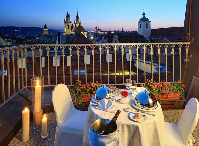 Book Online Cheapest Budget Hotel Accommodation in Prague