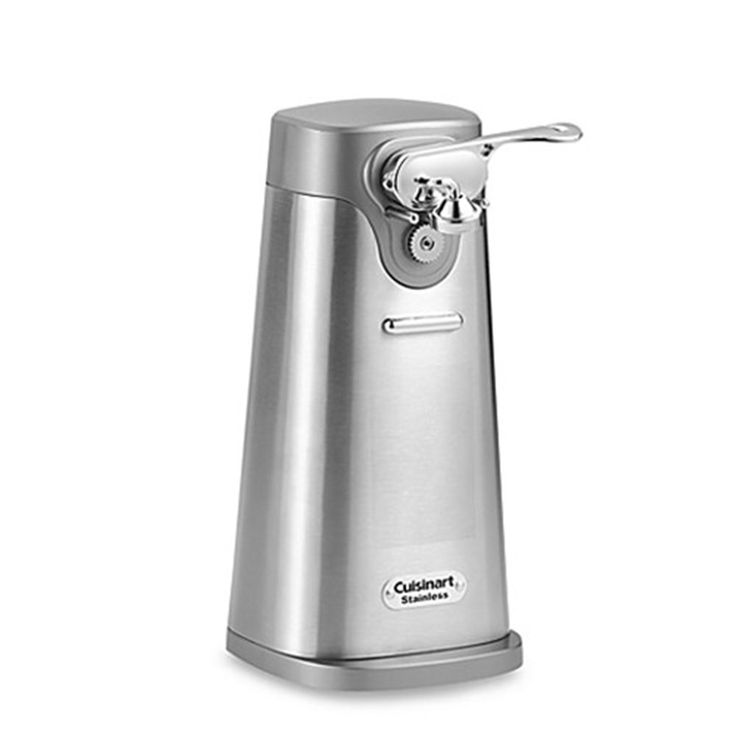 Cuisinart Stainless Steel Can Opener   Specialty Appliances - Robins Kitchen