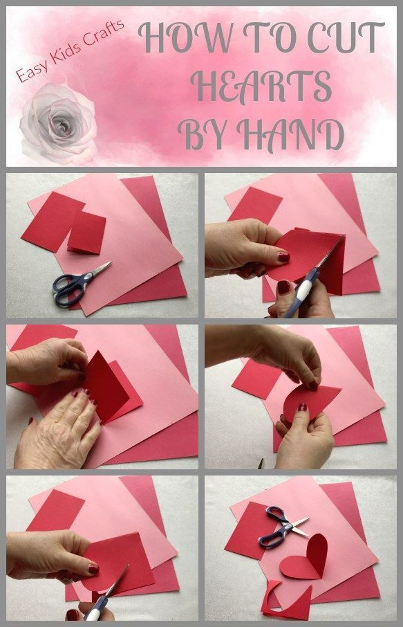 Best 25+ Paper hearts ideas on Pinterest | Valentine day crafts ...