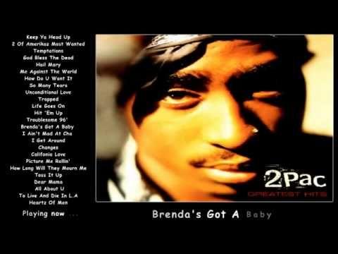 2Pac - Greatest Hits (Full Album)