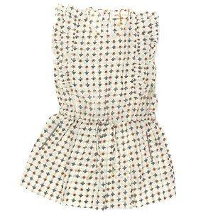 Simple Kids Diamond Print Dress #ladida #ladidakids #simplekids