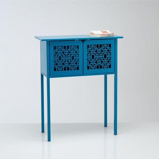 table basse en terrazzo maison sarah lavoine la redoute interieurs console et la redoute. Black Bedroom Furniture Sets. Home Design Ideas