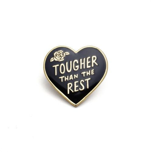 Lucky Horse Press: Enamel pins and patches too, designs from past to present.