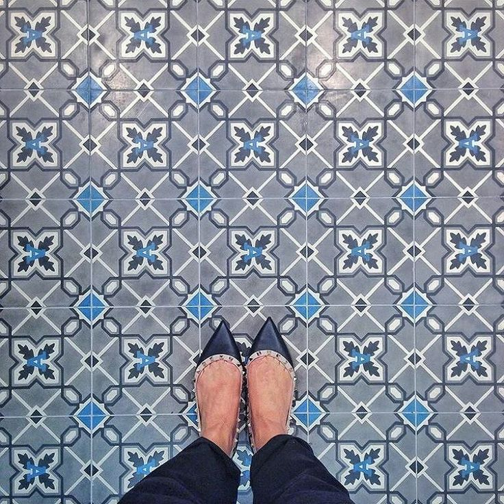 225 best Tiles images on Pinterest | Tiles, Cement tiles and Homes