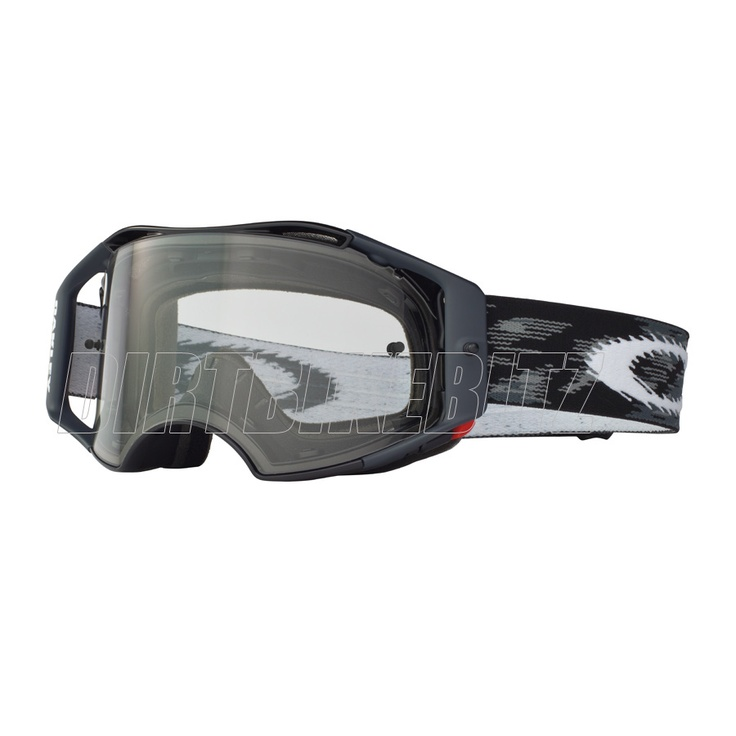 2013 Oakley Airbrake Mx Goggles - Jet Black Speed Airbrake Goggle - 2013 Oakley Airbrake Mx Goggles - 2013 Motocross Gear