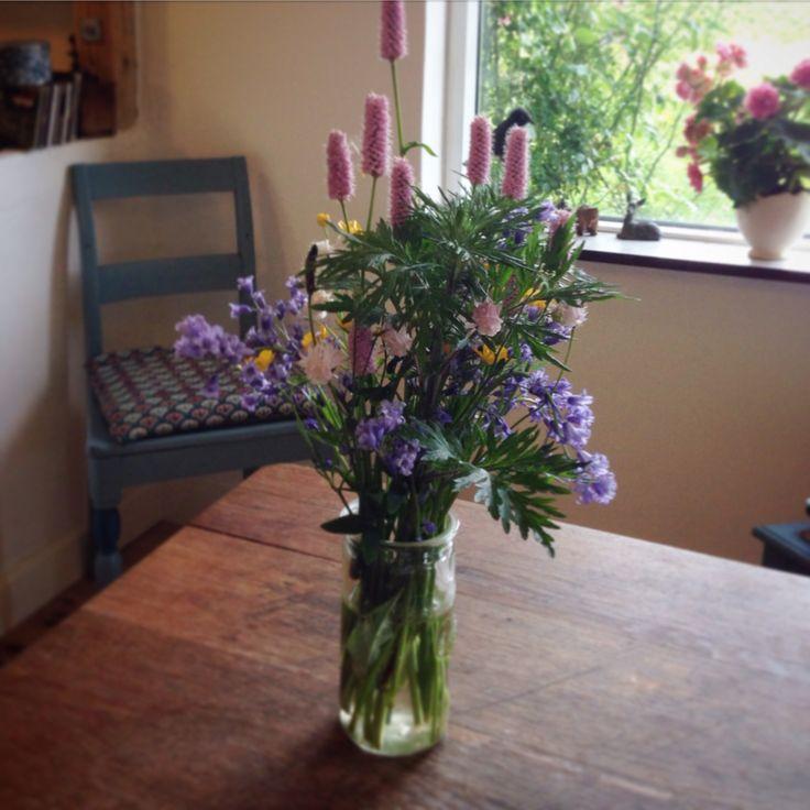 Vilde blomster/Wild flowers