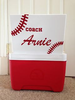 Cricut Lovers... Coach gift or Softball Players gift add their #