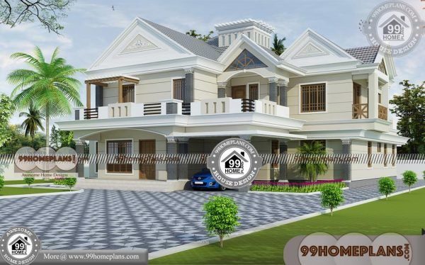 New Double Storey House For Sale 80 Free Kerala Dream Home Photos Double Storey House Kerala House Design Beautiful House Plans