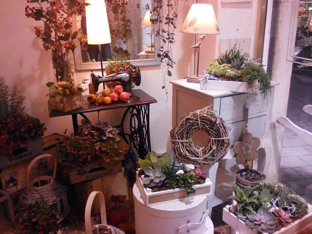 Pittafiori flowershop in Rome