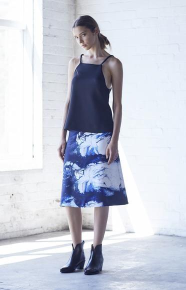 Jillian Boustred / . Belle Skirt . - Akagu