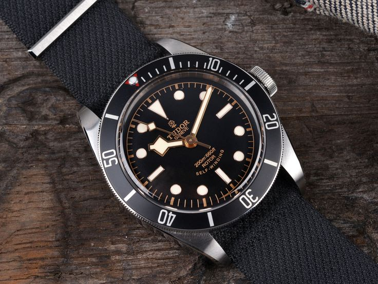 Tudor Heritage Black Bay Black 7922ON report at Bulang & Sons Magazine, fine watches and collecting lifestyle.