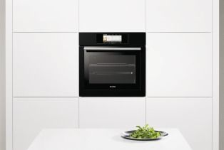 Anthracite Ovens - The perfect bold statement for your kitchen
