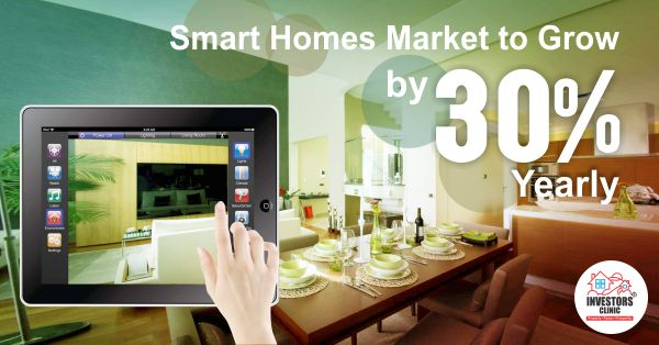 #SmartHomes market is a growing segment in the #Indian #RealEstate. Here is all you need to know about it.