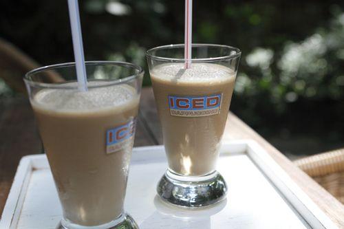 heerlijkste ijscappuccino