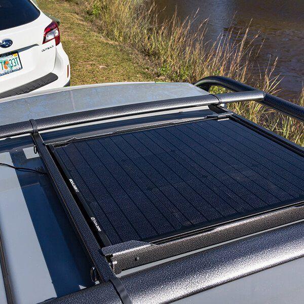 Sunny Side Up Integrated Solar Kit Sylvansport Solar Panels Best Solar Panels Solar Energy Panels
