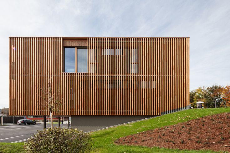 Gallery of Sparkasse Bank / Dietger Wissounig Architekten - 9