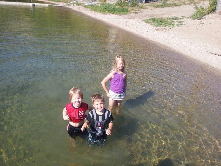 The kids in Kelowna, B.C