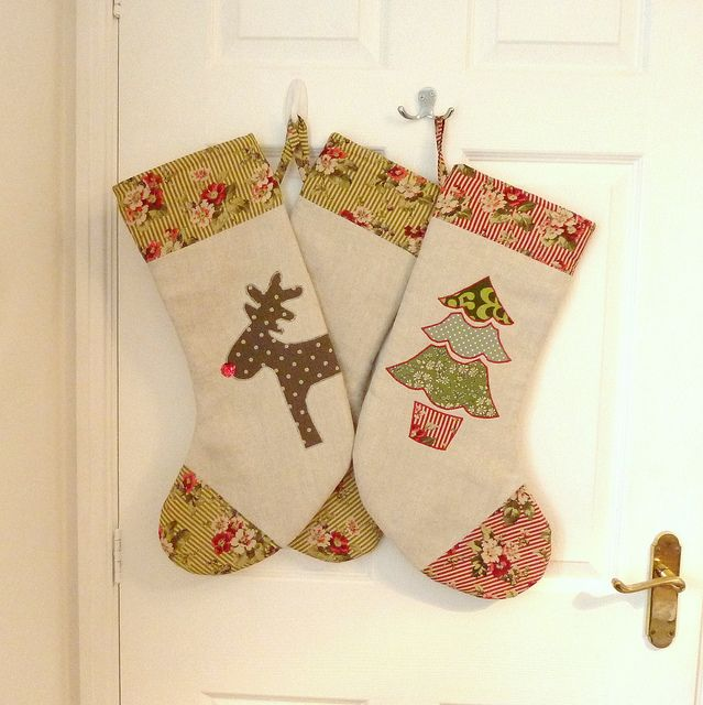 1000 Images About Christmas Stockings Handcrafted On