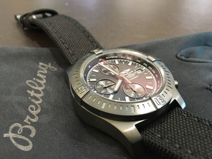 Breitling Colt Chronograph automatic