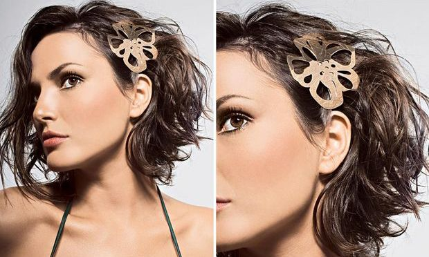 Penteados fáceis: passo a passo para se arrumar em 5 minutos - Penteado - Cabelos - MdeMulher - Editora Abril