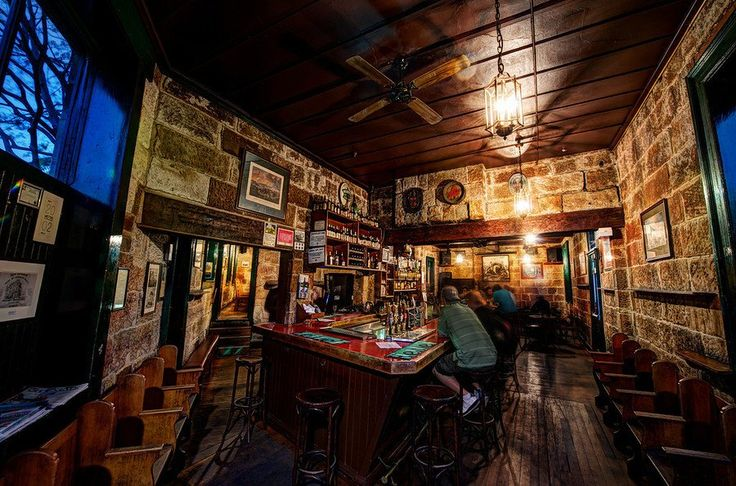 The Old Pub in The Rocks, Sydney from #treyratcliff at www.StuckInCustom... - all images Creative Commons Noncommercial.