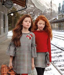 Julia Potaychuk  Kids Fashion  Mayoral Fall Winter 2018-2019  f57ea89c83d97