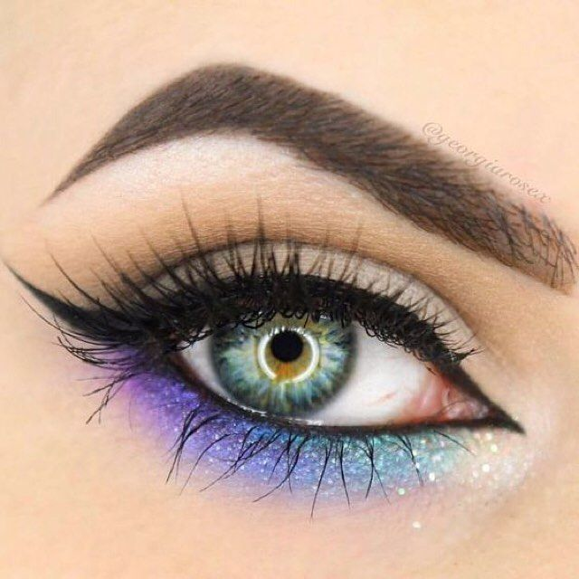 Instagram Image - Eye makeup inspiration!