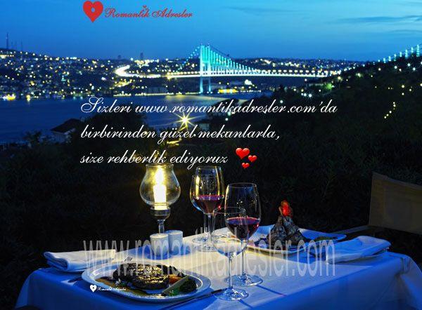 romantik adresler