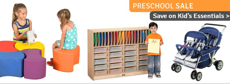 Preschool Kid's Furniture on Sale at WorthingtonDirect.com