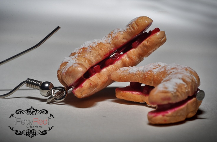 Red Cherry Croissant