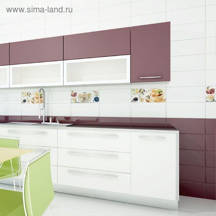 Облицовочная плитка Relax RXG111, коричневая, 200х440 мм (1,05 м.кв)