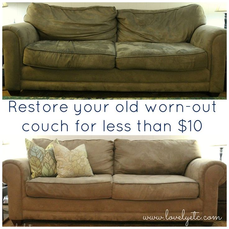 Save Your Couch How To Clean A Microfiber Couch