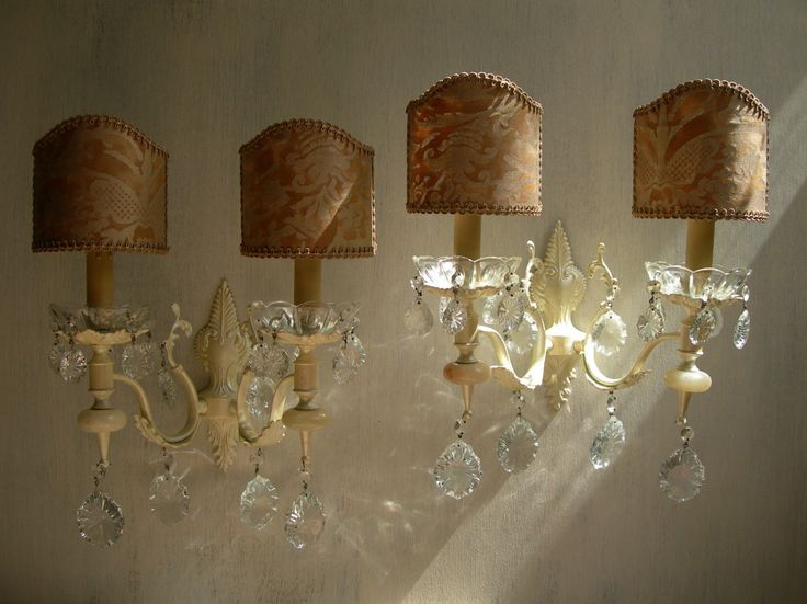 1000+ Images About Antique Italian Wall Sconces On