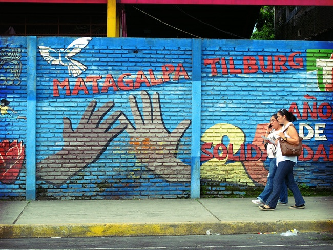 1000 images about art of nicaragua on pinterest hand for Mural nicaraguense