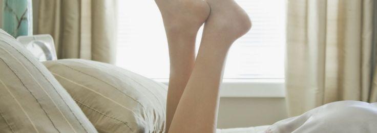 Как сделать мягкие пятки в домашних условиях