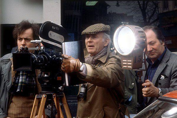"""80er Jahre: Loriot als Regisseur: In """"Ödipussi"""" und """"Pappa Ante Portas"""" hatte der Alleskönner am Set das Zepter selbst in der Hand."""