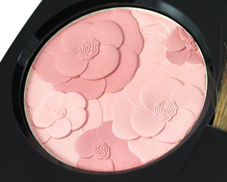 Chanel Jardin de Chanel Blush Camélia Rosé Review & Swatches