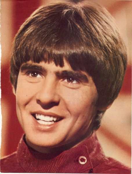 Davy Jones...my first love.