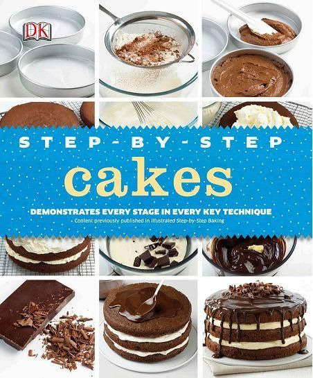 Step by Step - Cakes #free #download