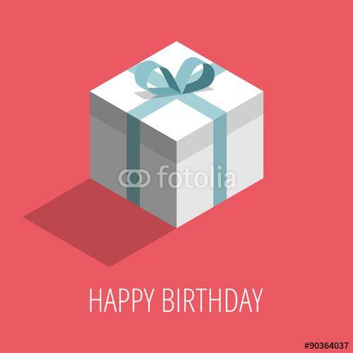 """Téléchargez la photo libre de droits """"Gift box"""" créée par emuemu au meilleur prix sur Fotolia.com. Parcourez notre banque d'images en ligne et trouvez l'image parfaite pour vos projets marketing !"""