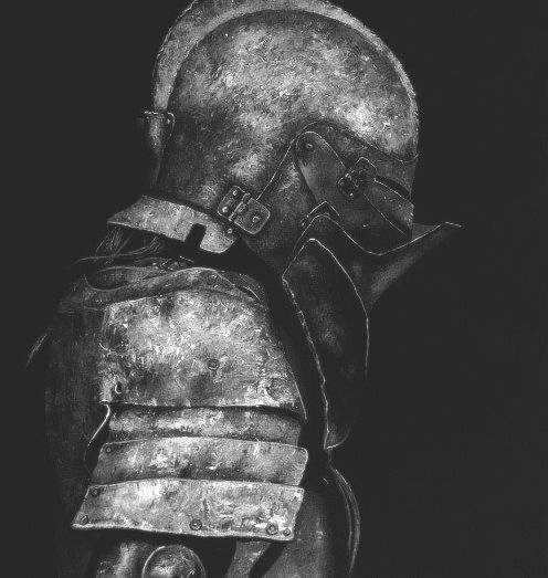 We knew not that we were to live / Nor when we are to die / Our ignorance our cuirass is / Emily Dickinson